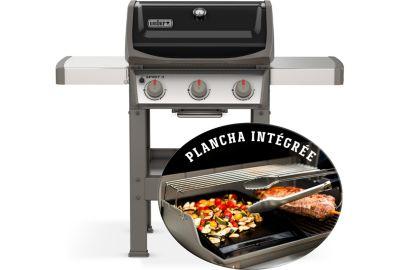 Barbecue WEBER Spirit II E-310 Gas Grill + plancha