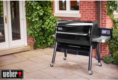 Barbecue WEBER Smokefire EX6 GBS