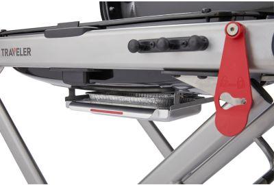 Barbecue WEBER TRAVELER BLACK