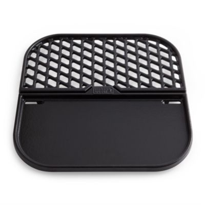 Plancha pour barbecue Weber SUPPORT MULTI CUISSON POUR GBS