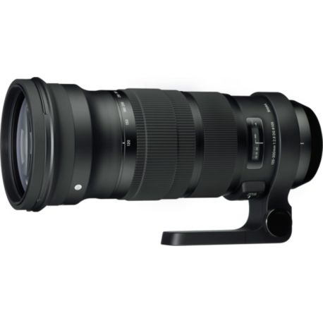 Objectif SIGMA 120-300mm f/2.8 DG OS HSM Canon