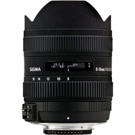 Objectif SIGMA 8-16mm f/4.5-5.6 DC HSM Nikon