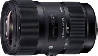 Objectif pour Reflex Sigma 18-35mm f/1.8 DC HSM Art Canon