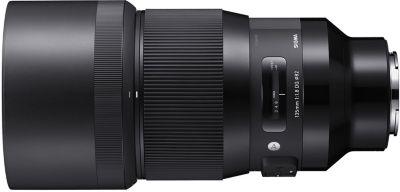 Objectif pour Reflex Sigma 135mm f/1.8 DG HSM Art Sony E