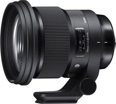 Objectif pour Reflex Sigma 105mm F1.4 DG HSM   Art Nikon