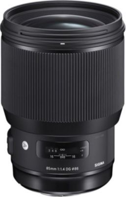 Objectif pour Reflex Sigma 85mm f/1.4 DG HSM Art Sony