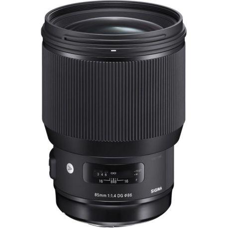 Objectif SIGMA 85mm f/1.4 DG HSM Art Sony E