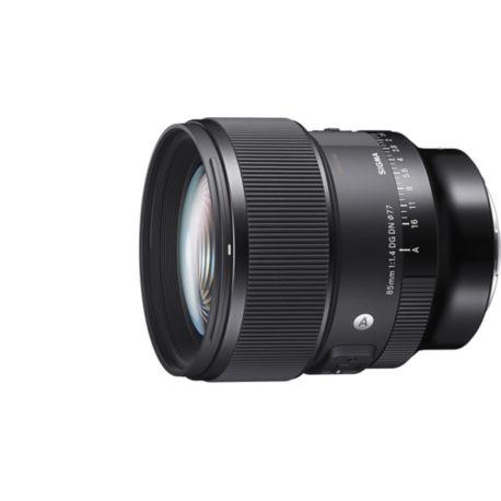 Objectif SIGMA 85mm F1.4 DG DN Art Sony E