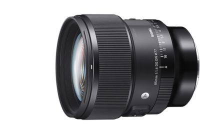 Obj SIGMA 85mm F1.4 DG DN Art Sony E