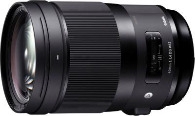 Objectif pour Reflex Sigma 40 mm F1.4 DG HSM ArtCANON
