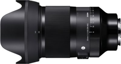 Objectif pour Hybride Plein Format Sigma 35mm F1.2 DG DN Art...