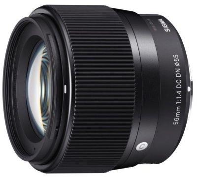 Objectif pour Reflex Sigma 56mm 1.4 DC DN Contemporary Micro...
