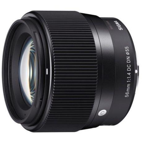 Objectif SIGMA 56mm 1.4 DC DN Contemporary Micro 4/3