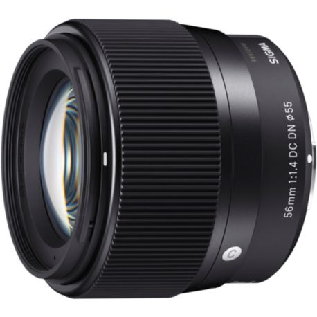 Objectif SIGMA 56mm 1.4 DC DN Contemporary Sony E