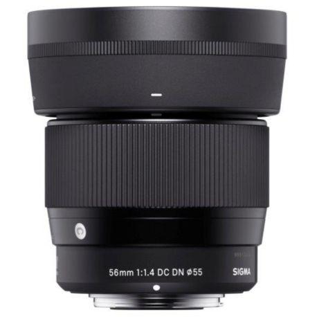 Objectif SIGMA 56mm F1.4 DC Contemporary Canon EF-M