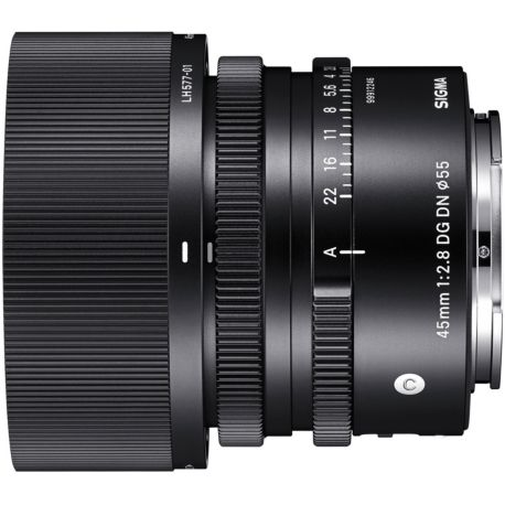 Objectif SIGMA 45mm F2.8mm DN OS Contemporary Sony E
