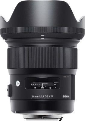 Objectif Sigma 24mm f/1.4 DG HSM Art Sony E