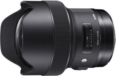 Objectif pour Reflex Sigma 14mm F1.8 DG HSM   Art Nikon