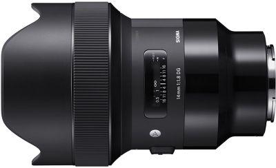 Objectif pour Reflex Sigma 14mm f/1.8 DG HSM Art Sony