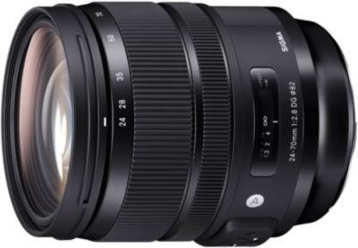 Objectif pour Reflex Sigma 24-70mm F2.8 DG OS HSM   Art Canon