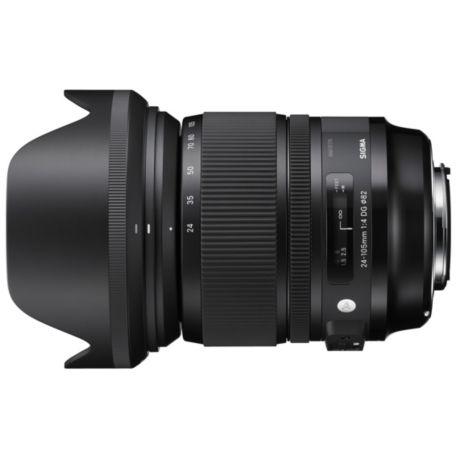 Objectif SIGMA 24-105mm F4 DG OS HSM Art Canon