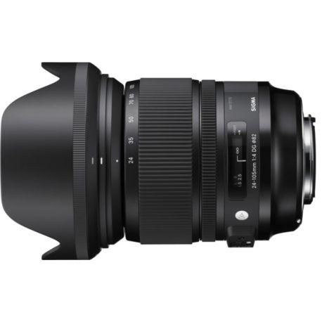 Objectif SIGMA 24-105mm F4 DG OS HSM Art Nikon