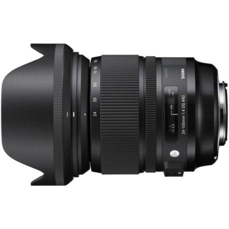 Objectif SIGMA 24-105mm F4 DG OS HSM Art Sony