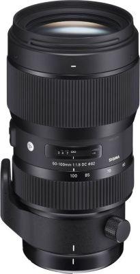 Objectif Sigma 50-100mm F1.8 DC HSM Art NIKON