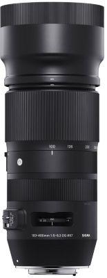Objectif pour Reflex Sigma 100-400mm F5-6.3 DG OS HSM Canon