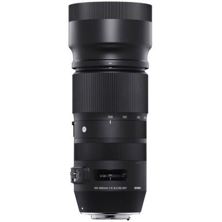Objectif SIGMA 100-400mm F5-6.3 DG OS HSM Nikon