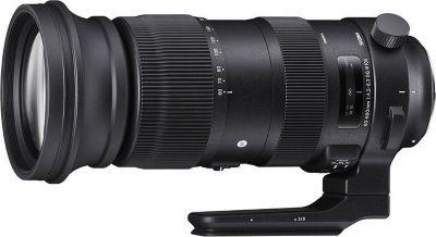 Objectif pour Reflex Sigma 60-600mm F4.5-6.3 DG OS HSM Sport Canon