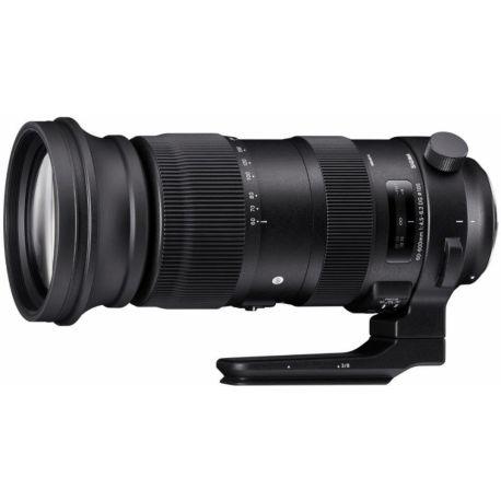 Objectif SIGMA 60-600mm F4.5-6.3 DG OS HSM Sport Nikon