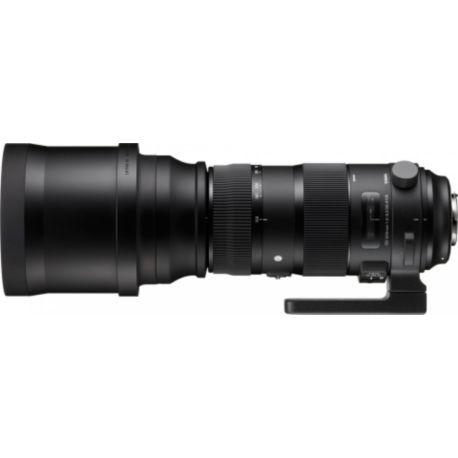Objectif SIGMA 150-600mm f/5-6.3 DG OS HSM Sports Canon
