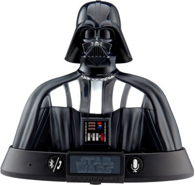 Enceinte Bluetooth Ekids Starwars Bluetooth Dark Vador