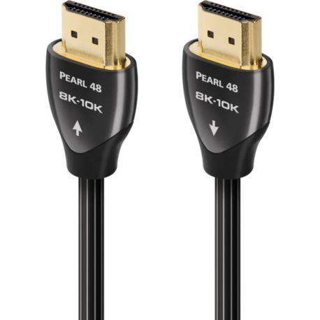 Câble AUDIOQUEST 2M PEARL 48G HDMI
