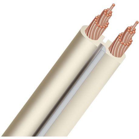 Câble au mètre AUDIOQUEST 1M SPOOL G-2 WHITE