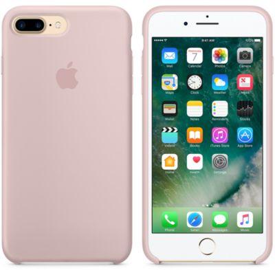 apple iphone 7 plus rose des sables accessoire iphone. Black Bedroom Furniture Sets. Home Design Ideas
