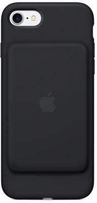 Coque Avec batterie apple iphone 7 smart battery case black