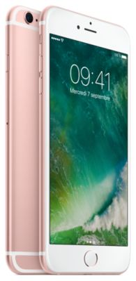 Smartphone Apple iPhone 6s Plus Rose Gold 32GO