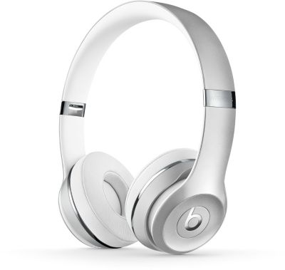 Casque Arceau Beats Solo3 Wireless On-Ear Silver