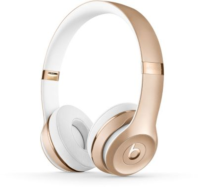 beats solo3 wireless on ear gold casque arceau boulanger. Black Bedroom Furniture Sets. Home Design Ideas