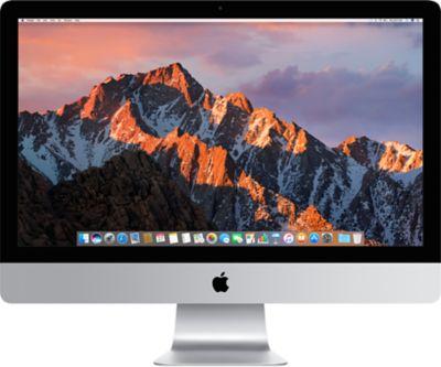 Ordinateur Apple Imac 27'' Retina 5K 3.5Ghz 1To fusion