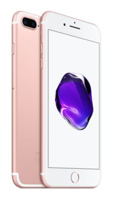 smartphone apple iphone 7 plus rose gold 32 go boulanger. Black Bedroom Furniture Sets. Home Design Ideas