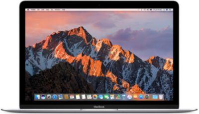 Ordinateur portable Macbook 12'' 256Go Argent m3 1.2GHZ