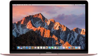 Ordinateur Apple Macbook 12p 512Go Or Rose i5 1.3GHZ
