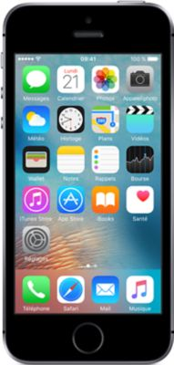 Smartphone Apple iPhone SE 32Go Gris Sideral