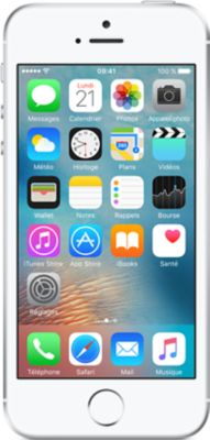Smartphone Apple iPhone SE 32Go Silver