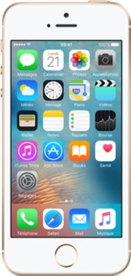 Smartphone Apple iPhone SE 128Go Gold