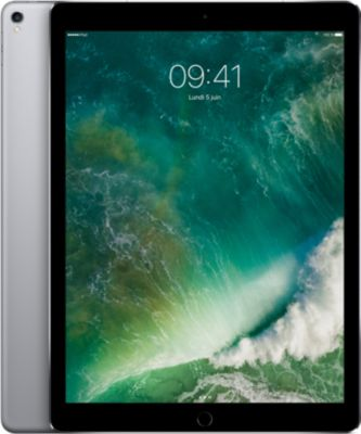 Tablette Apple Ipad Pro 12.9 256Go Cell Gris Sidéral 2017