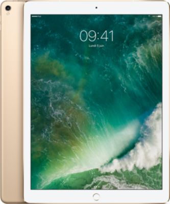 Tablette Apple Ipad Pro 12,9'' 256Go Cell Or 2017